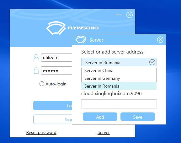 Eduson- workshop online de ecografie - Flyinsono settings